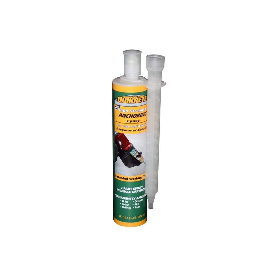 QUIKRETE 8.6-oz High Strength Anchoring Epoxy