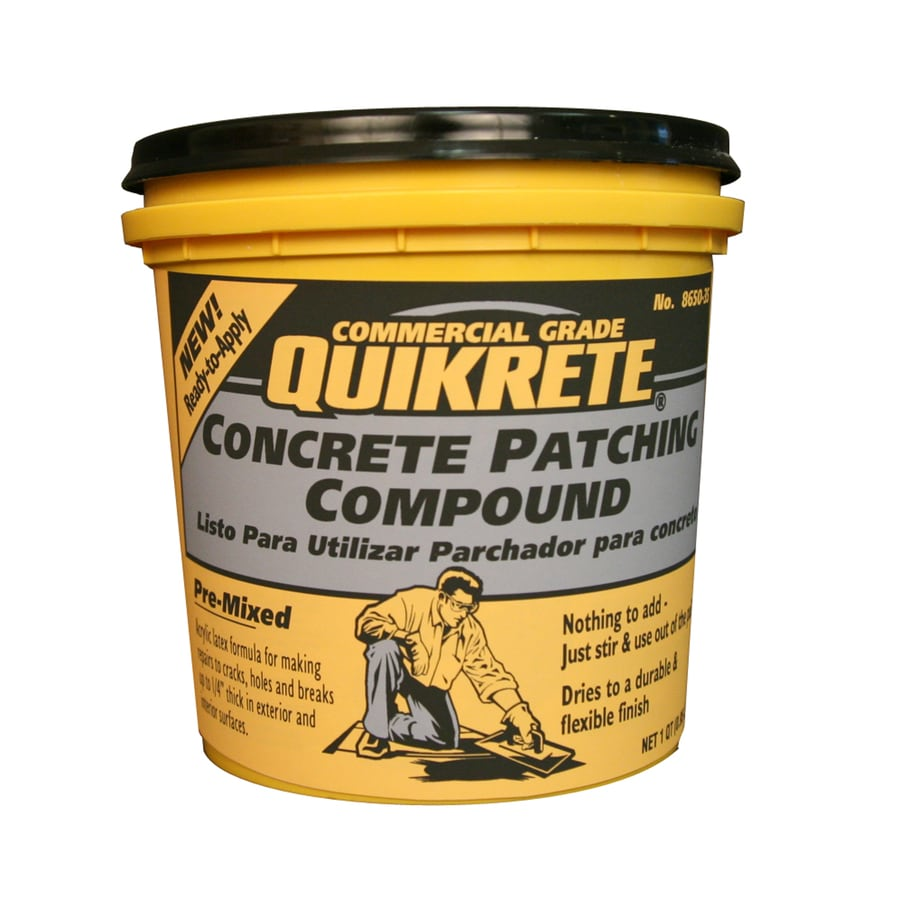 QUIKRETE 32-oz Acrylic Concrete Patch