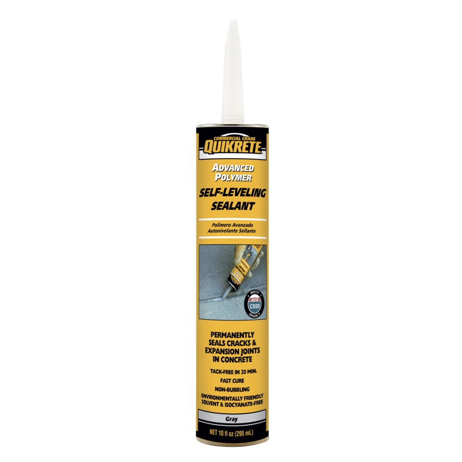 QUIKRETE Self-Leveling Sealant 10-fl oz Polyurethane Masonry Sealer for Concrete