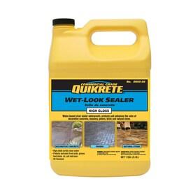 Quikrete High Gloss Sealer wet look gal