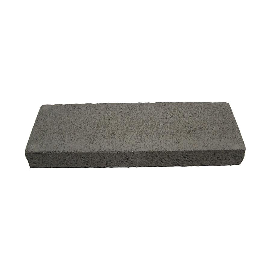 Cmu Cap Block : Shop quikrete cap concrete block common in