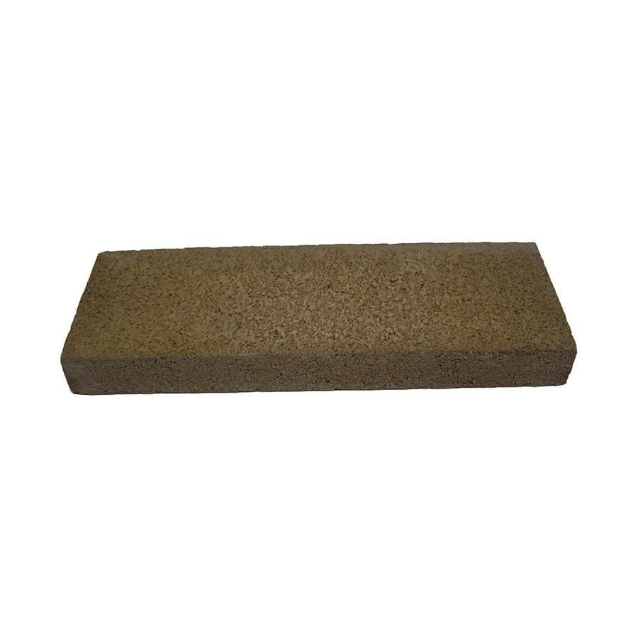 QUIKRETE Cap Concrete Block (Common: 6-in x 2-in x 16-in; Actual: 5.625-in x 1.625-in x 15.625-in)