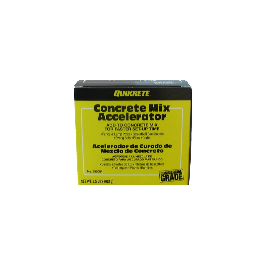 QUIKRETE 1.5 Pound(S) Masonry Mix Accelerator