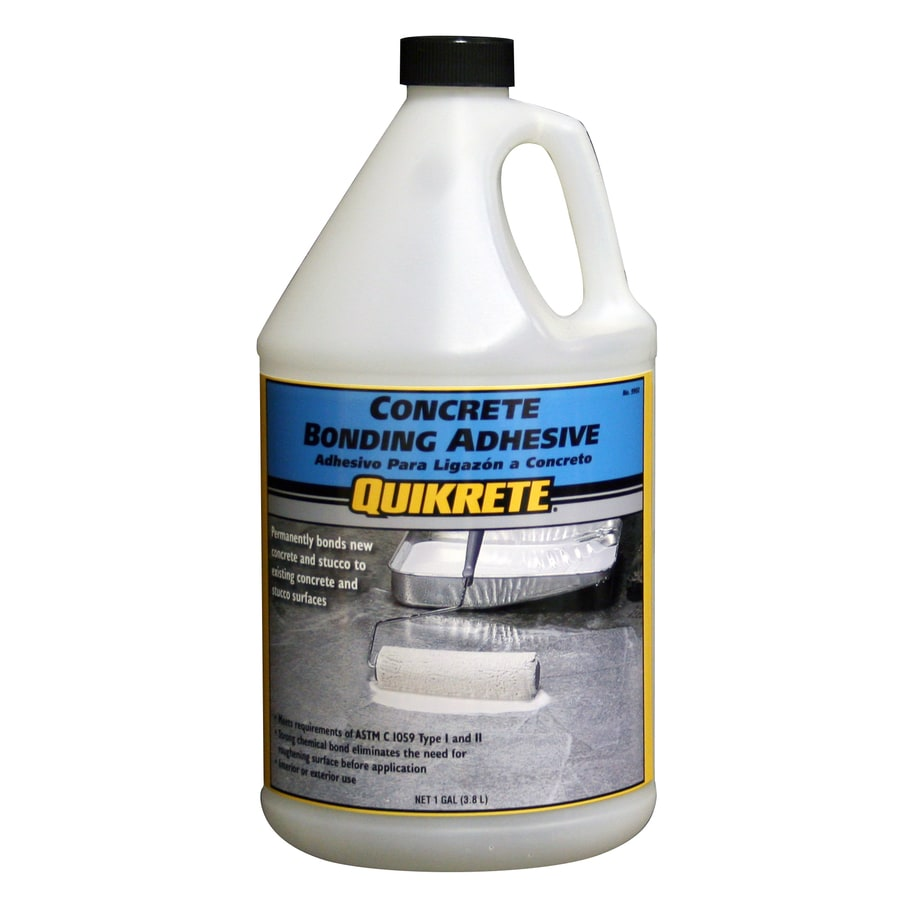 QUIKRETE 1-Gallon Masonry Bonding Agent