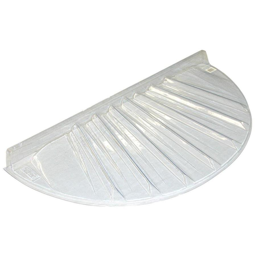 MacCourt Plastic Window Well Cover