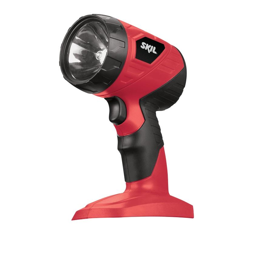 Skil 50-Lumen Krypton Handheld Rechargeable Battery Flashlight