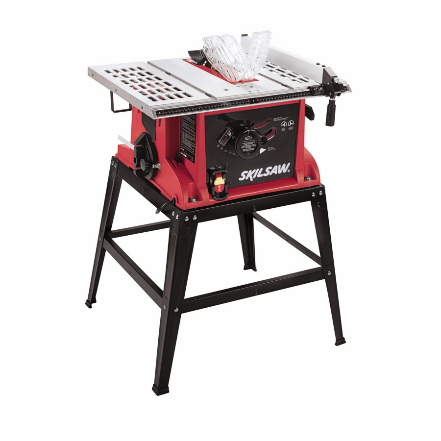 Shop Skil 15 Amp 10 In Carbide Tipped Table Saw At