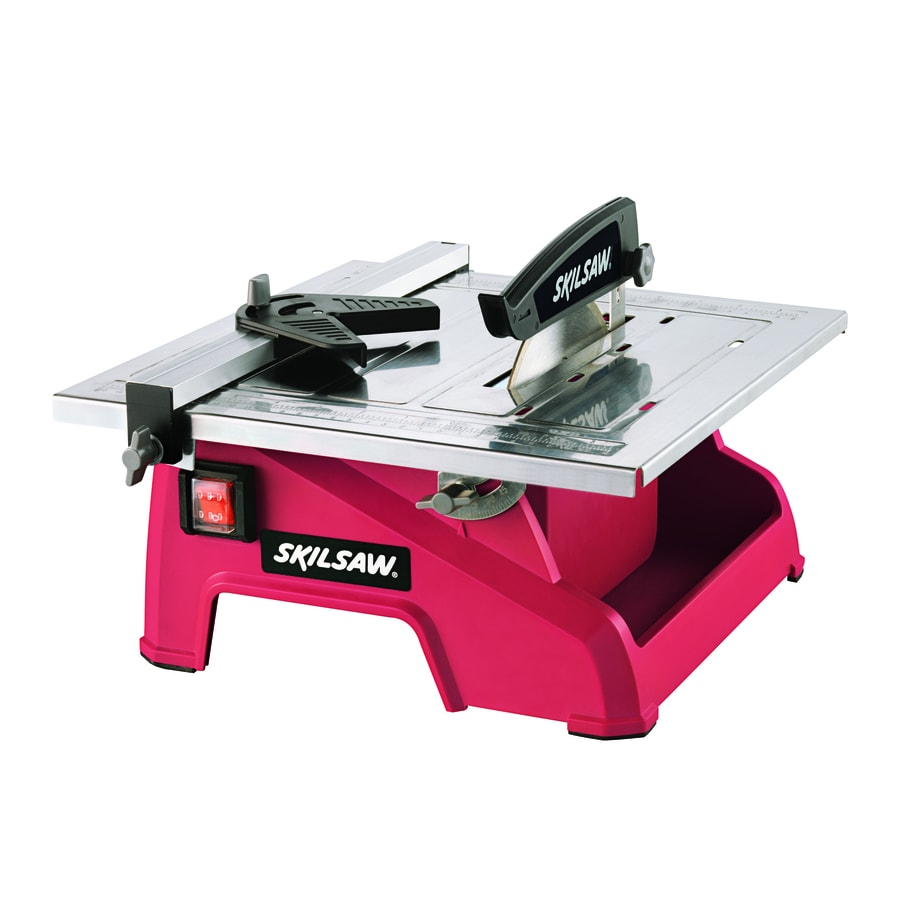 Shop Skil 7 In Wetdry Tabletop Tile Saw At Lowes
