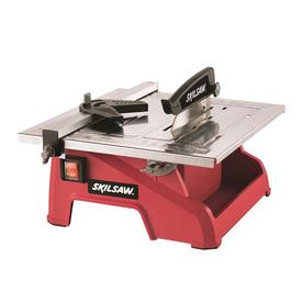 SKIL 7-in Wet Tabletop Tile Saw with Stand