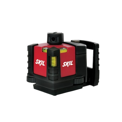 SKIL 100-ft Rotary 360 Laser Level with Plumb Points at