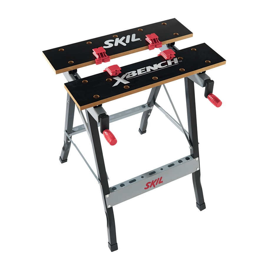Shop Skil Small Portable Work Bench At Lowescom - Small metal work table