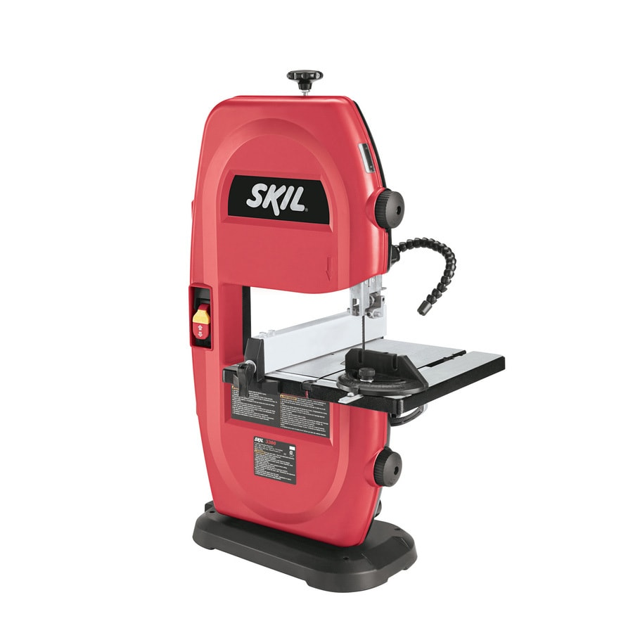 Skil 9 In 2 5 Amp Stationary Band Saw At Lowes Com