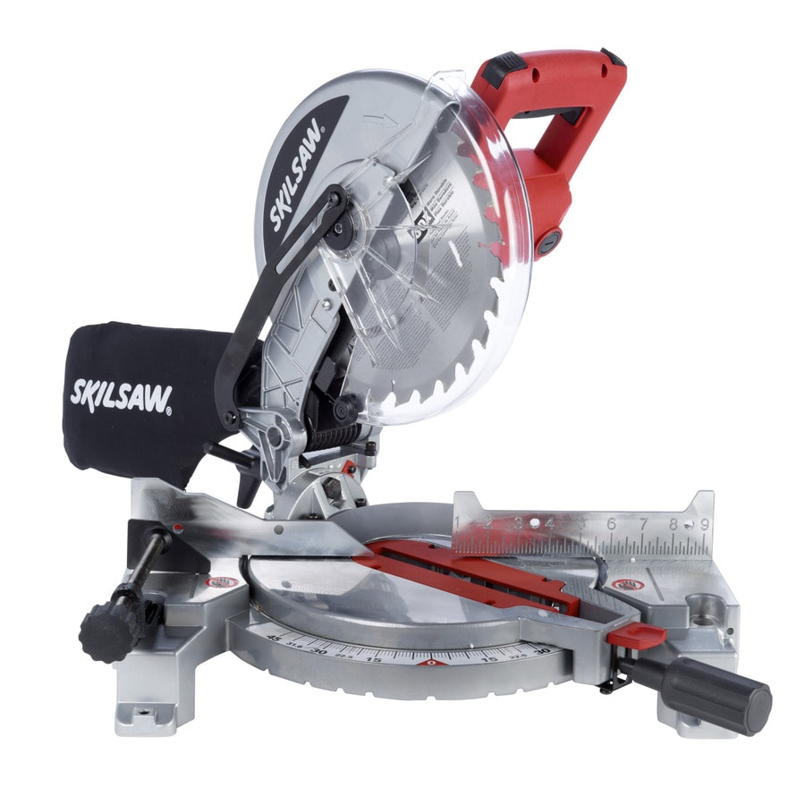 Skil 10-in 15-Amp Bevel Compound Miter Saw