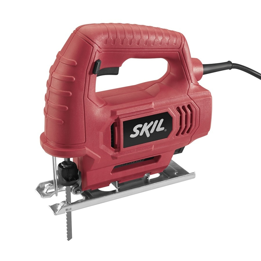 Skil 4.5-Amp Keyless T or U Shank Variable Speed Corded Jigsaw