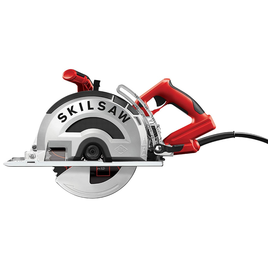 Shop Skilsaw Outlaw 15 Amp 8 In Worm Drive Corded Circular
