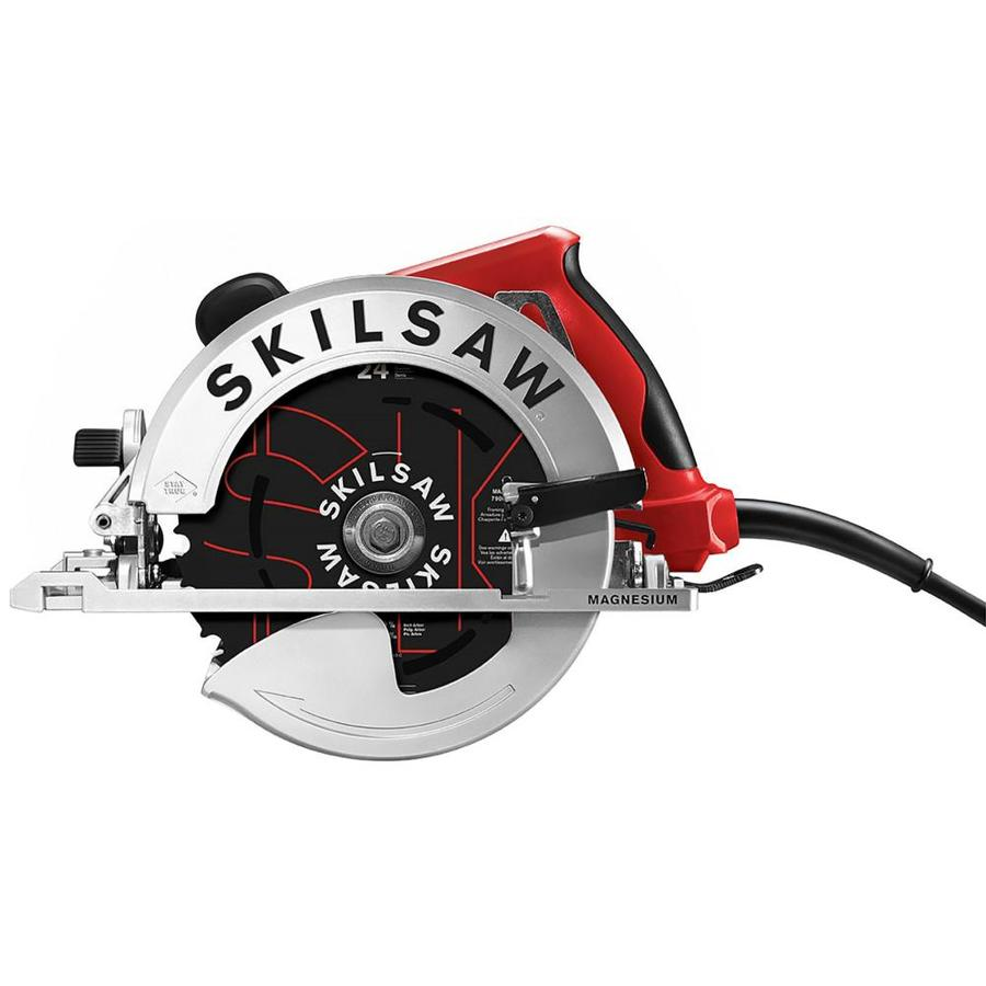 Shop skilsaw southpaw sidewinder 15 amp 7 14 in corded circular saw skilsaw southpaw sidewinder 15 amp 7 14 in corded circular saw greentooth Image collections