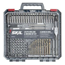SKIL 120pc Drilling & Driving Set