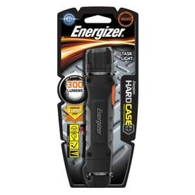 Energizer Hard CaseProfessional Task Light 300-Lumen LED Flashlight (Battery Included)