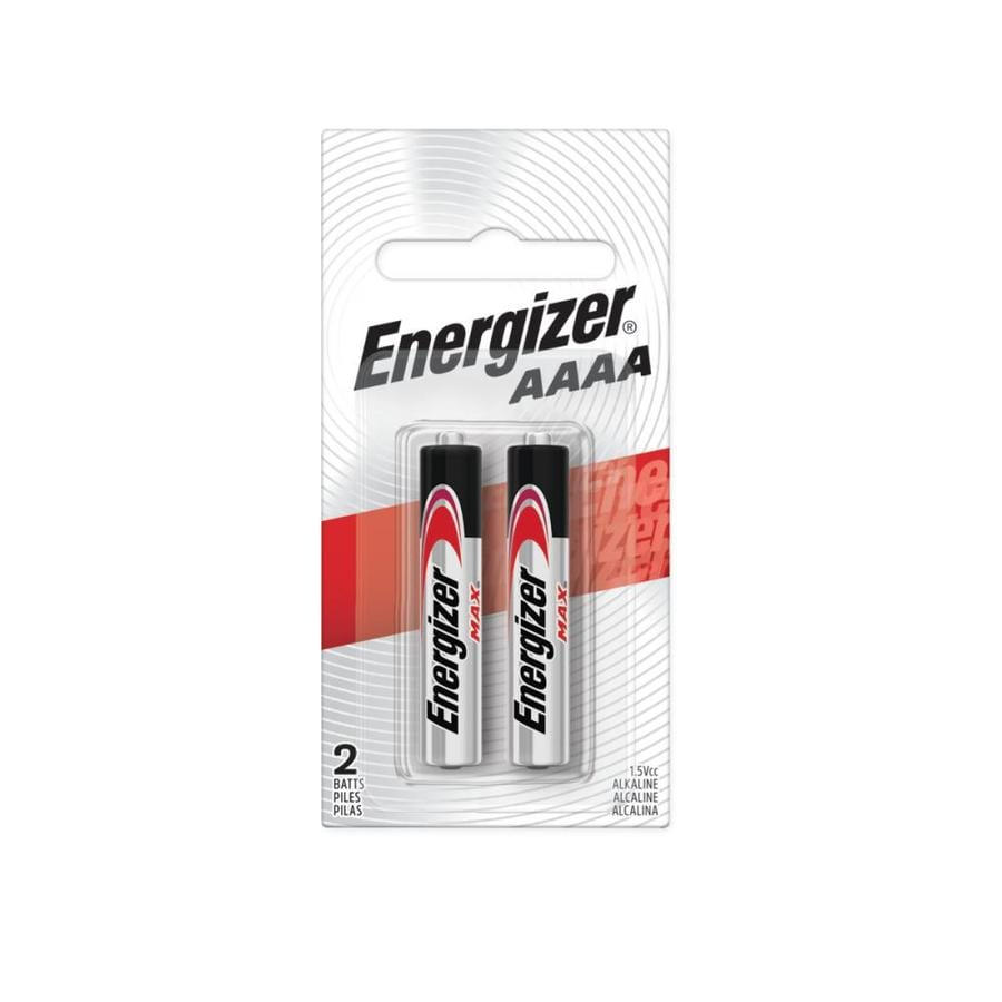 Energizer 2-Pack AAAA Alkaline Battery