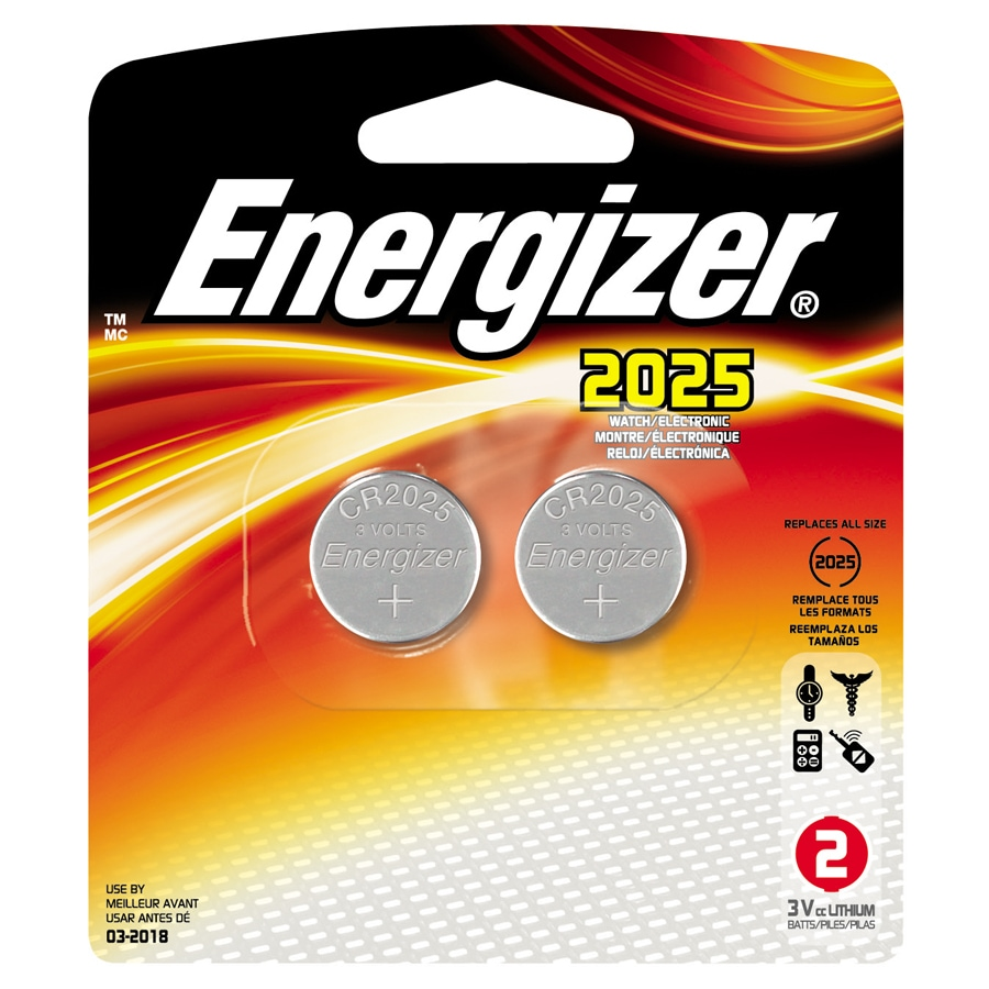 Energizer 2-Pack PP3 (9v) Specialty Battery