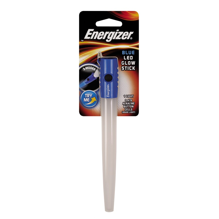 Energizer 10-Lumen LED Freestanding Battery Flashlight (Battery Included)
