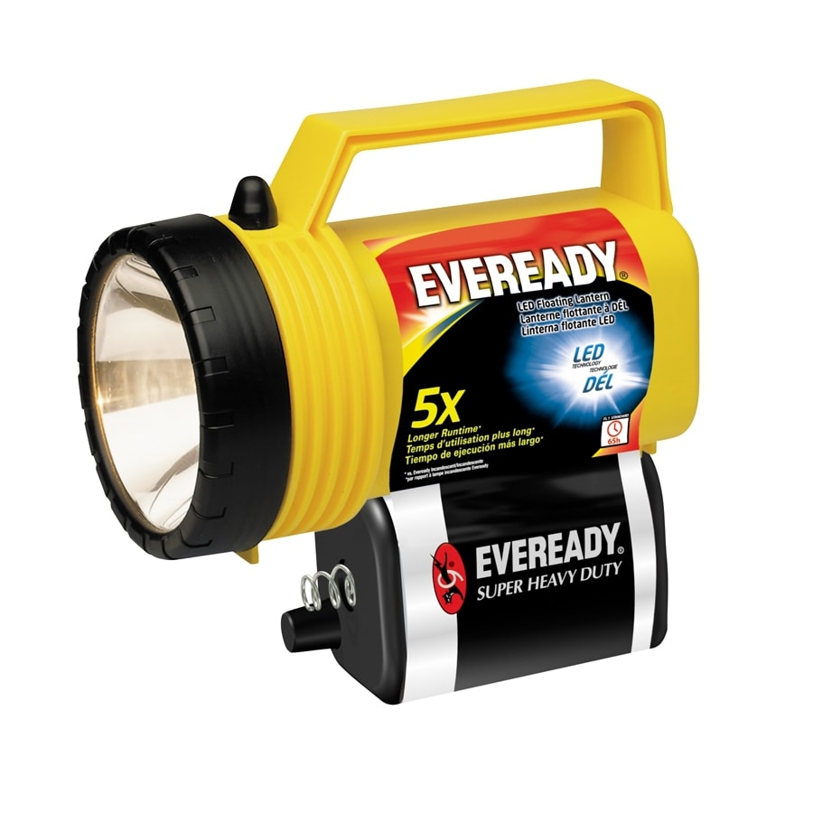 Energizer 50-Lumen LED Handheld Battery Flashlight (Battery Included)