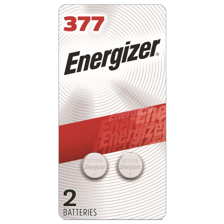 Energizer 2-Pack Coin Alkaline Batteries