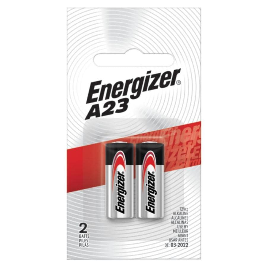 Energizer 2-Pack A23 Specialty Battery