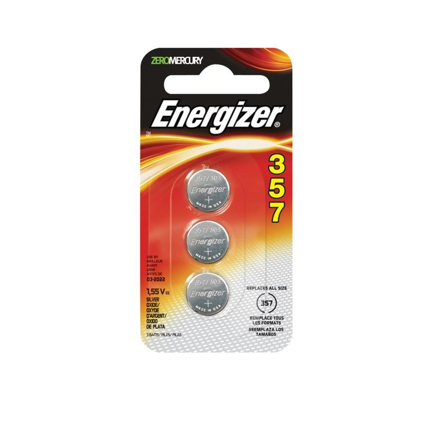 Energizer 3-Pack 357 Specialty Battery
