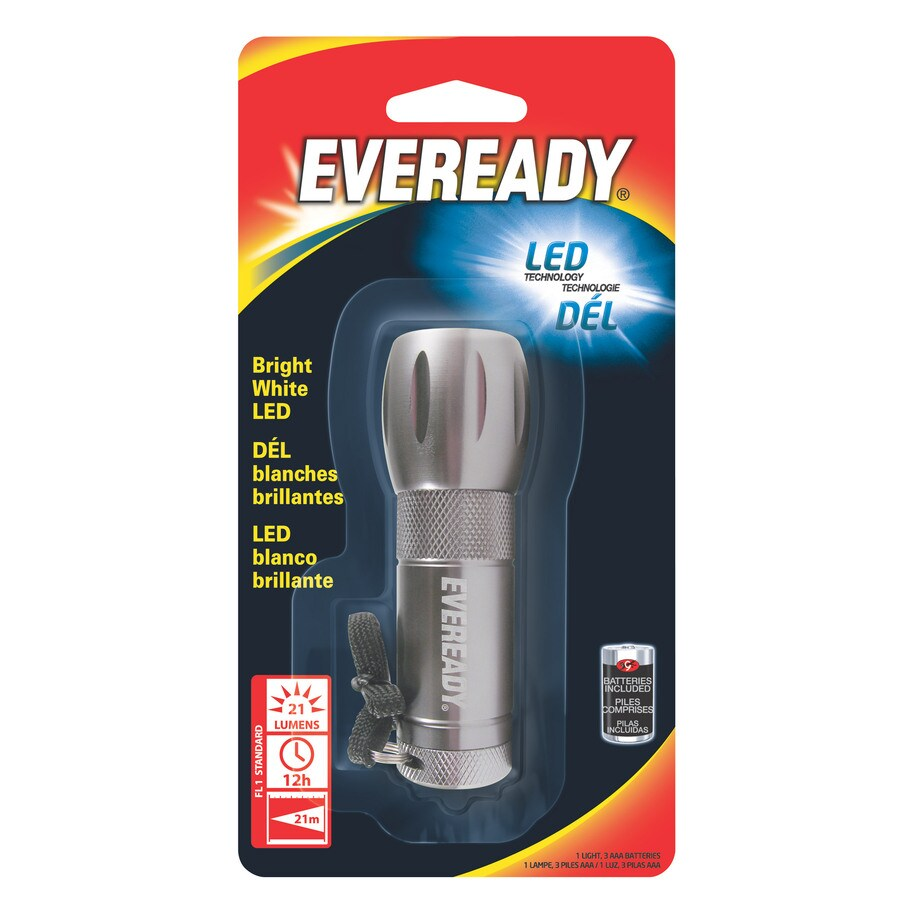 Energizer 21-Lumen LED Handheld Battery Flashlight