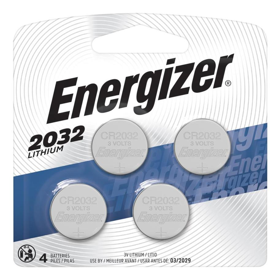 Energizer 4-Pack Coin Alkaline Battery