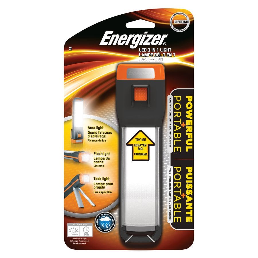 Energizer 100-Lumen LED Handheld Battery Flashlight (Battery Included)