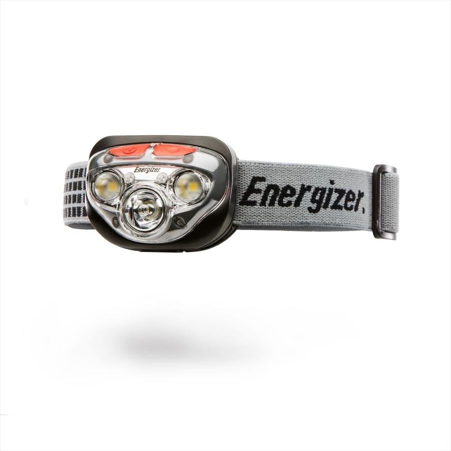 Energizer Alkaline 250-Lumen LED Headlamp Battery Flashlight with with Battery Included