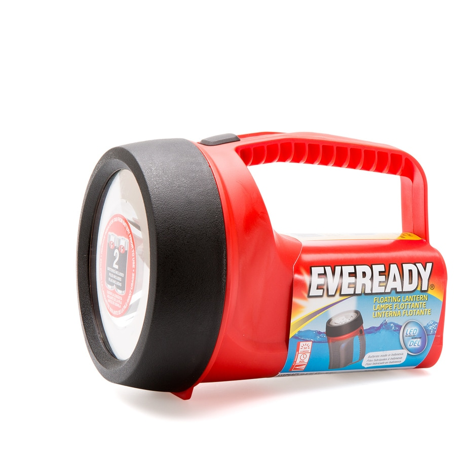 Energizer Eveready 80-Lumen LED Handheld Flashlight (Battery Included)