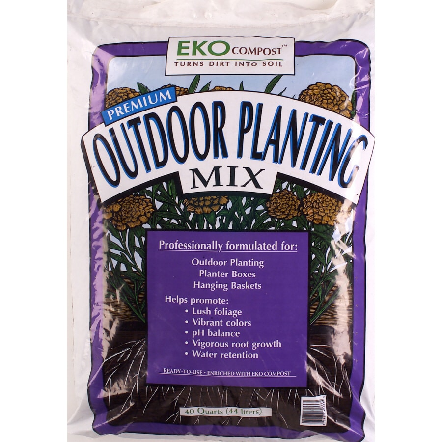 Eko Outdoor 1.5-cu ft Organic Potting Soil
