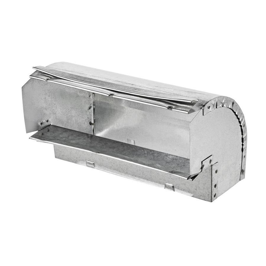 Lambro 5-in x 5-in Galvanized Steel Rectangle Duct Elbow