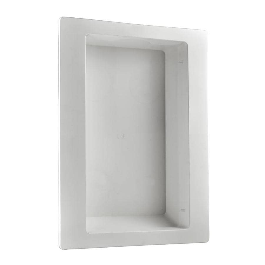 Shop Lambro 17 25 In X 23 In Plastic Dryer Vent Box At