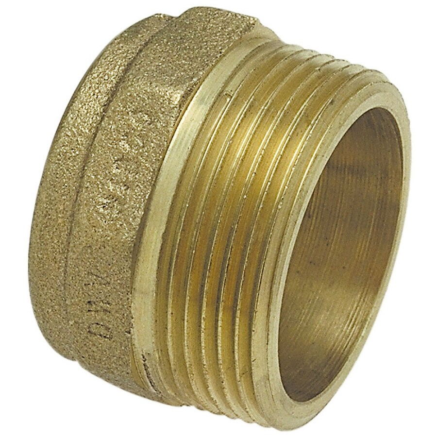 1-1/2-in x 1-1/2-in Threaded Adapter Fitting