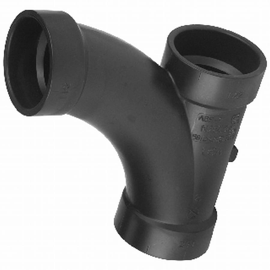 NIBCO 3-in dia ABS Sanitary Tee Fitting