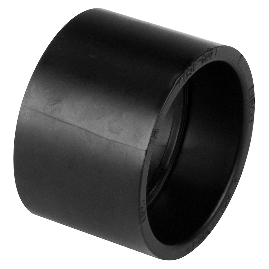 3-in x 1-1/2-in Dia ABS Coupling Fitting