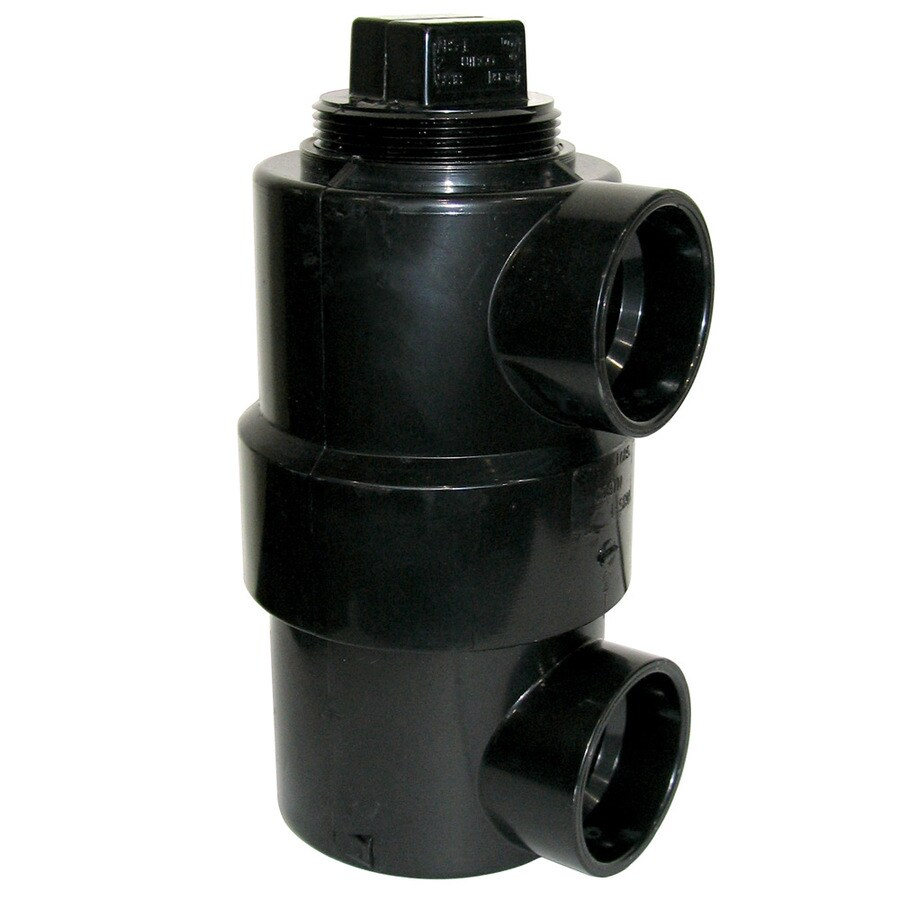 1-1/2-in dia ABS Drum Trap Fitting