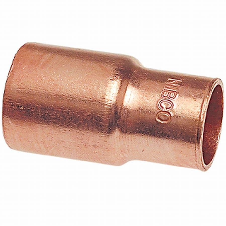 NIBCO 1-1/4-in x 3/4-in Copper Slip Coupling Fitting