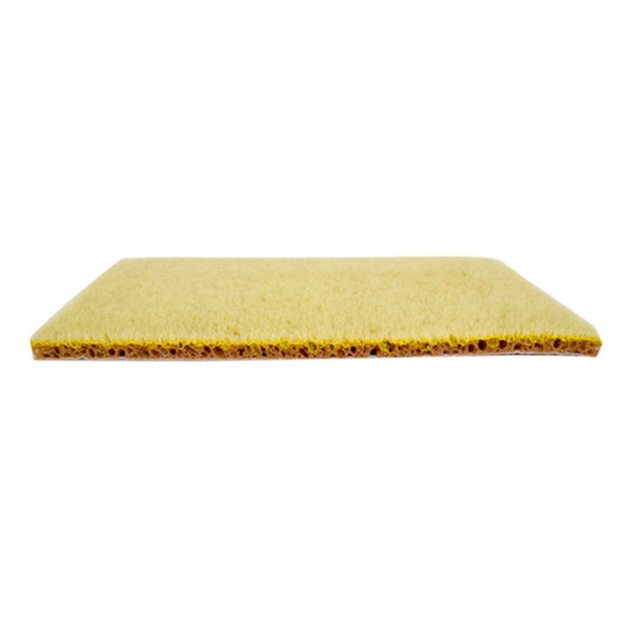 Mr. LongArm Woodmates 11.5-in x 6.25-in Flocked Foam Exterior Stain Pad Refill