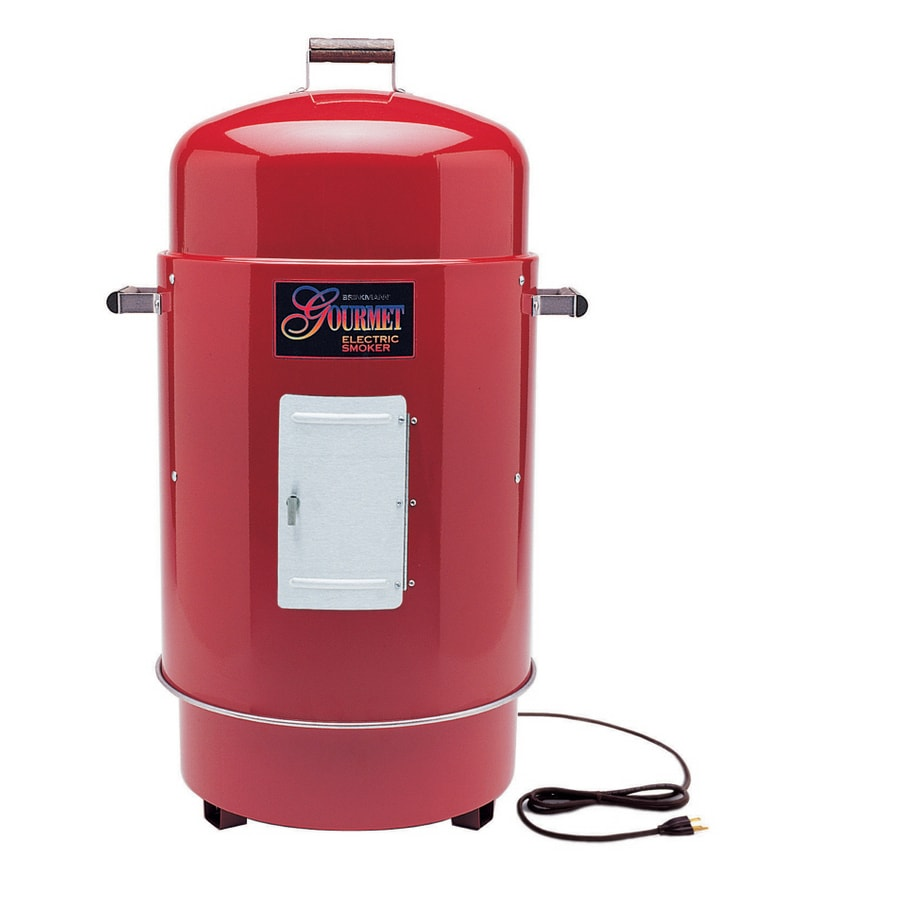 Lowe S Electric Grills Outdoor ~ Shop brinkmann electric grill and smoker at lowes
