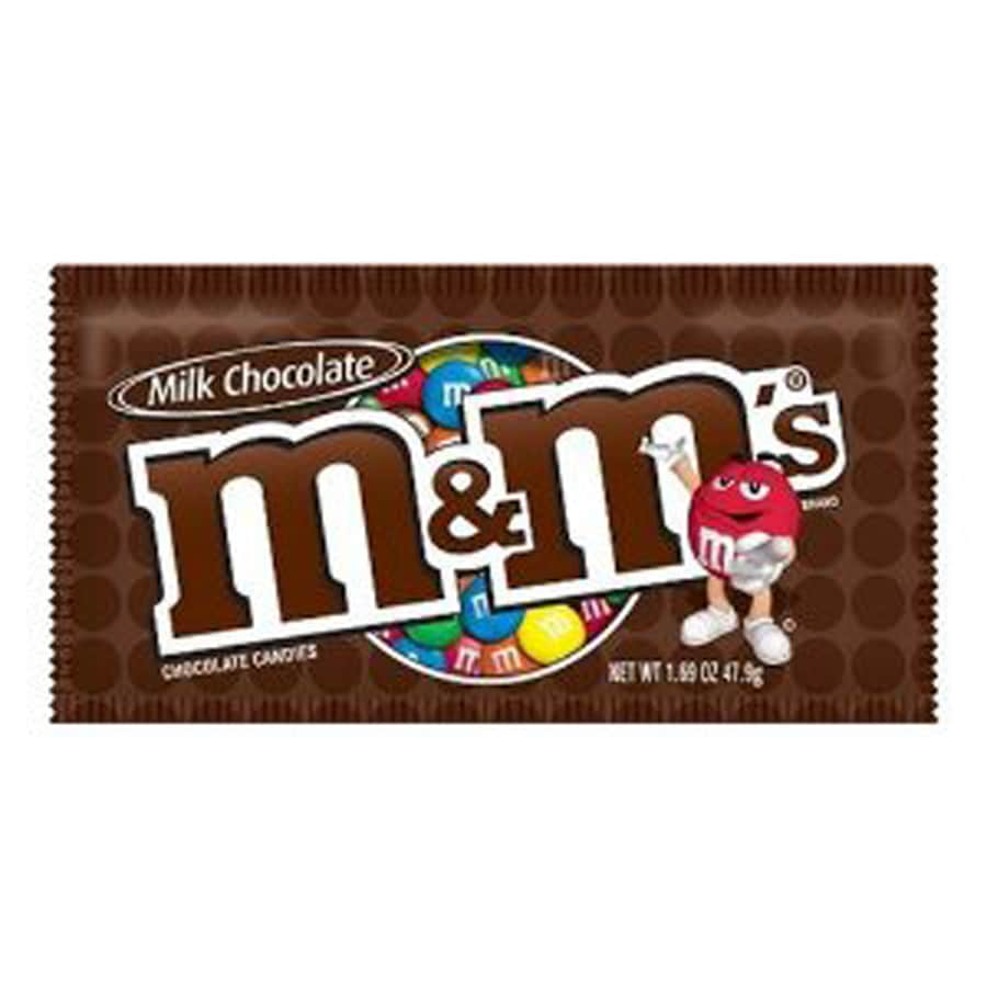 Mars 1.69-oz Milk Chocolate M&M's