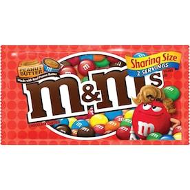 M&M's 2.83-oz Peanut Butter Chocolate Candies