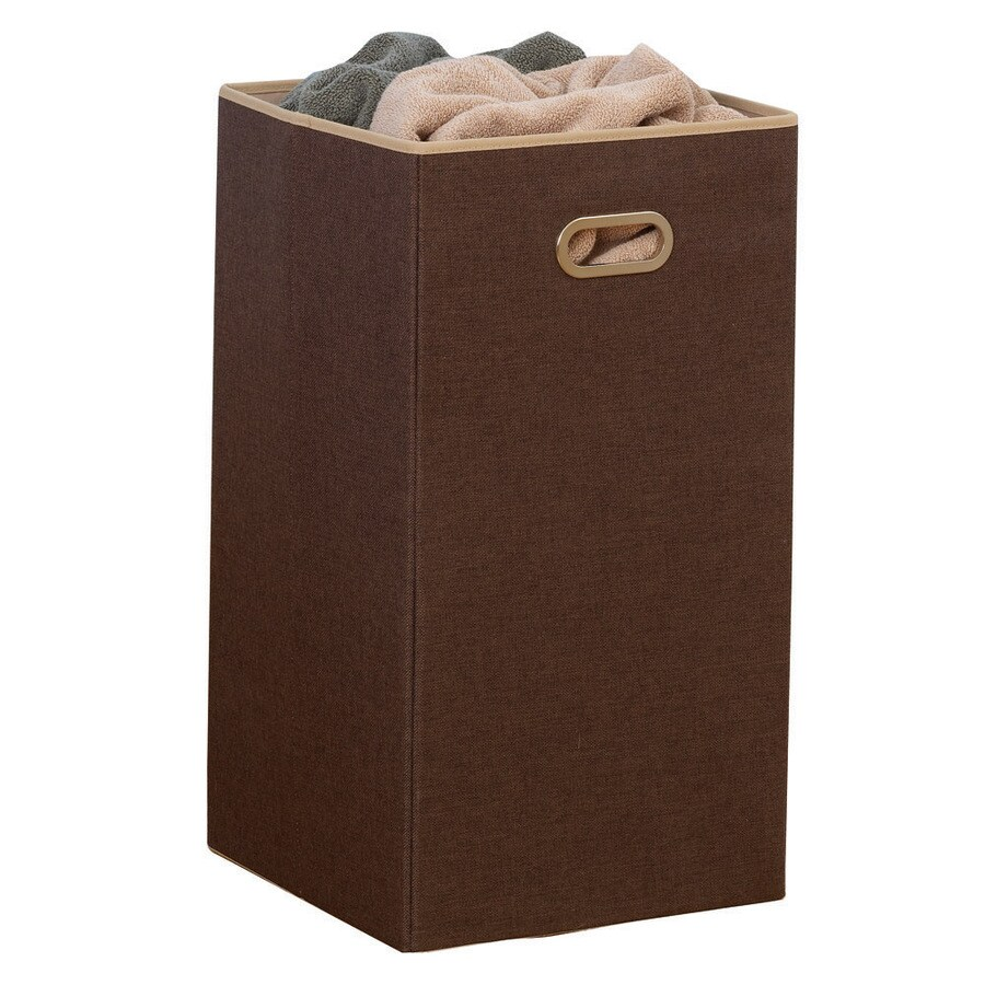 Household Essentials Mixed Materials Clothes Hamper