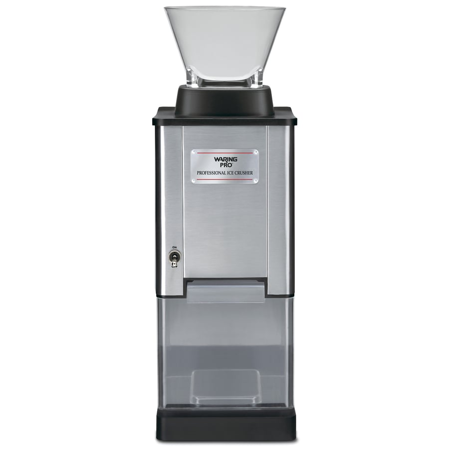 Waring PRO Professional Stainless Steel Ice Crusher