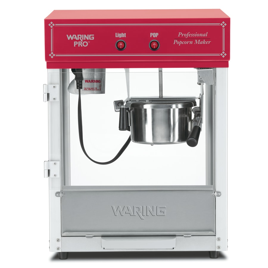 Waring PRO 0.4-Cup Oil Tabletop Popcorn Maker
