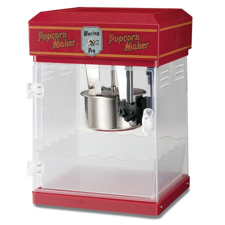 Waring PRO 0.75-Cup Oil Tabletop Popcorn Maker